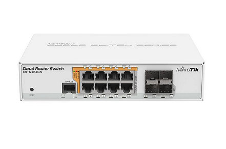 MikroTik Network Switches